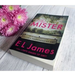 The Mister Book by E. L. James.